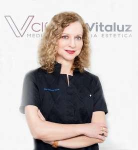 Dra. Mónica Ulecia. Directora Médico de Clínica Vitaluz