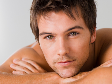 Medicina estética para el hombre
