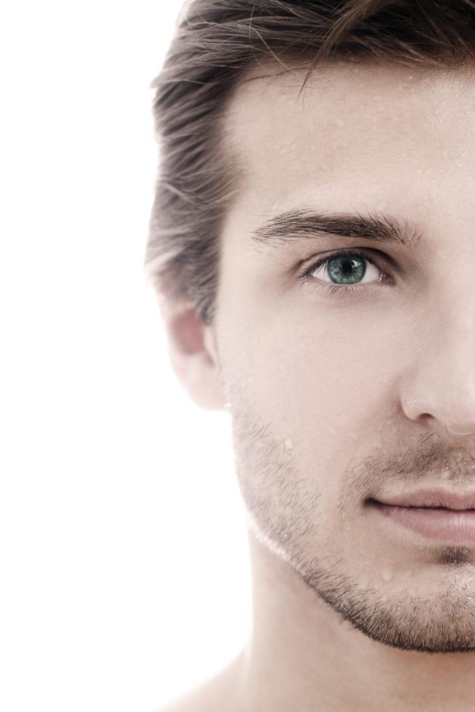 HOMBRES: Arrugas de Expresión